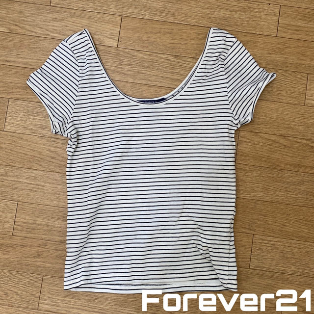 Forever21 ボーダーTシャツ