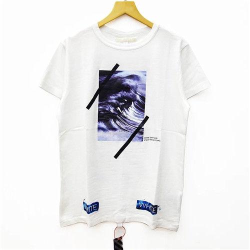 夏定番 カップル+Tシャツ お買い得 素敵!(Off-White(オフホワイト) ) - フリマアプリ&サイトShoppies[ショッピーズ]