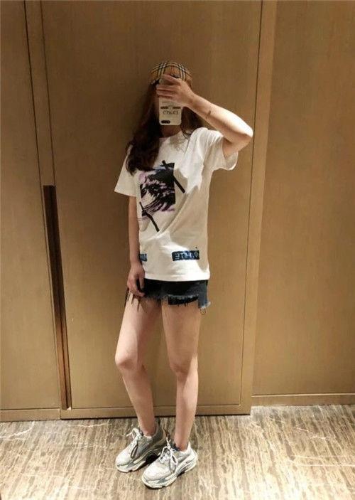 夏定番 カップル+Tシャツ お買い得 素敵!