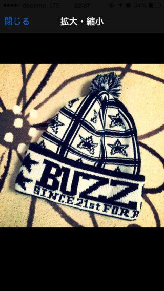 BUZZ SPUNKY ニット帽