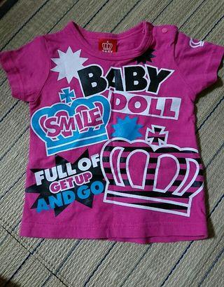 babydoll80サイズ