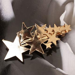 ☆星がいっぱい!スターシューティングバレッタ☆