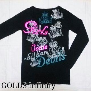 GOLDS infinity*ニット