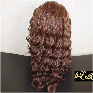 Import ミディアムカール Full Wig