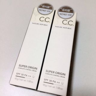 NATURE REPUBLIC CCクリーム