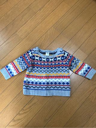 ベビー服セーター