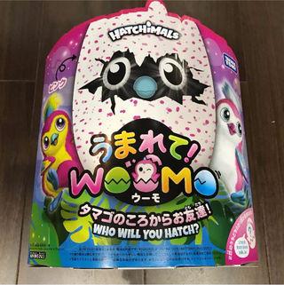 ★新品・未開封★ うまれて! ウーモ ピンク タカラトミー