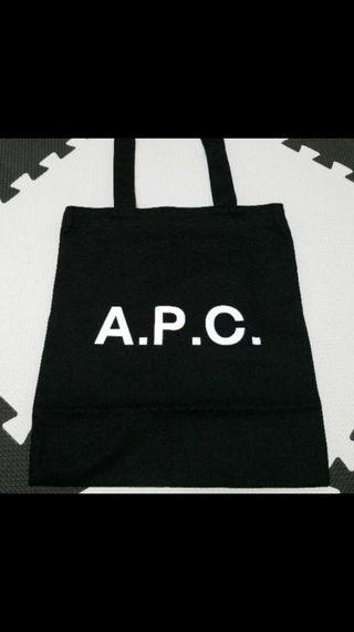 A.P.C. トートバッグ