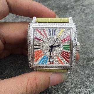 新入荷 FRANCK MULLER 人気腕時計 国内発送
