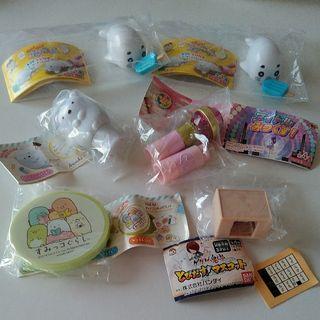 各¥300円 オモチャ おもちゃ オマケ オマケ