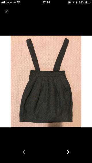 MURUA  サロペットスカート