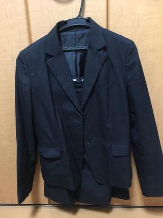 スーツ(ボタン2っ)