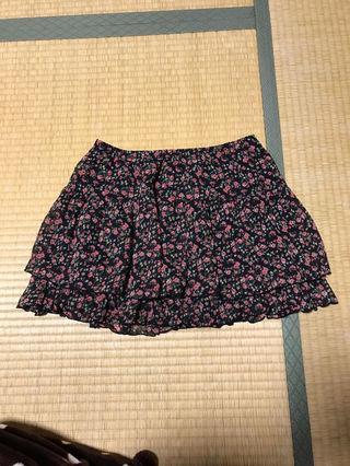 free's shop 花柄スカート