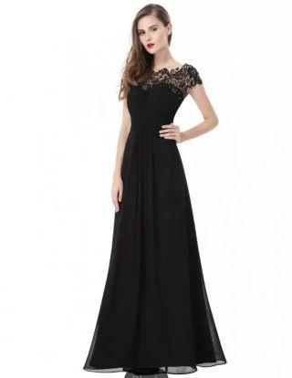 新品ネックレース ロングドレス大きいサイズ