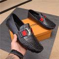 高品質ルイヴィトン メンズ人気カップル革靴
