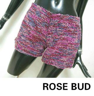 ROSE BUD*ツイードショートパンツ