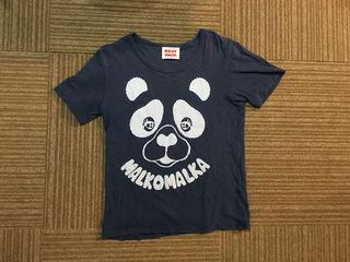 マルコマルカパンダTシャツ