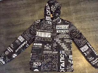 ケンゾー KENZO メンズ 両面コート
