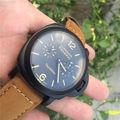 人気! ルミノールマリーナ 機械式 時計 国内発送