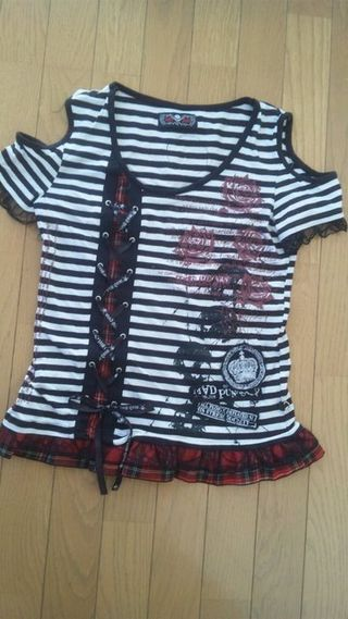 MAD GIRL トップス