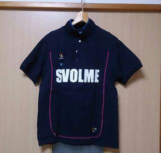 SVOLMEのポロシャツ