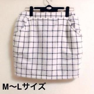 【新品 コメントで値引き】裏ボア スカート