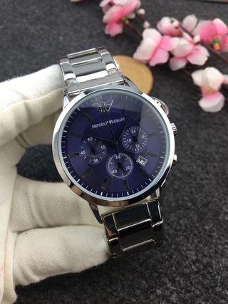 国内発送  Armani  シャレな腕時計 腕時計