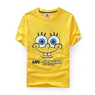 AAPE  半袖 Tシャツ [並行輸入品]