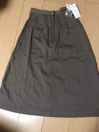 新品未使用!MOUSSY ロングスカート
