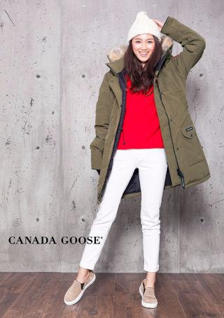 CANADA GOOSE (カナダグース) ダウンコート43