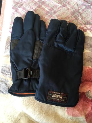 EDWIN ナイロン手袋
