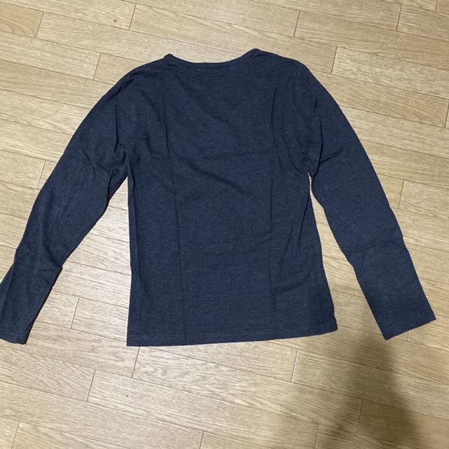 BEATRISE 長袖Tシャツ 無地Tシャツ ロンT