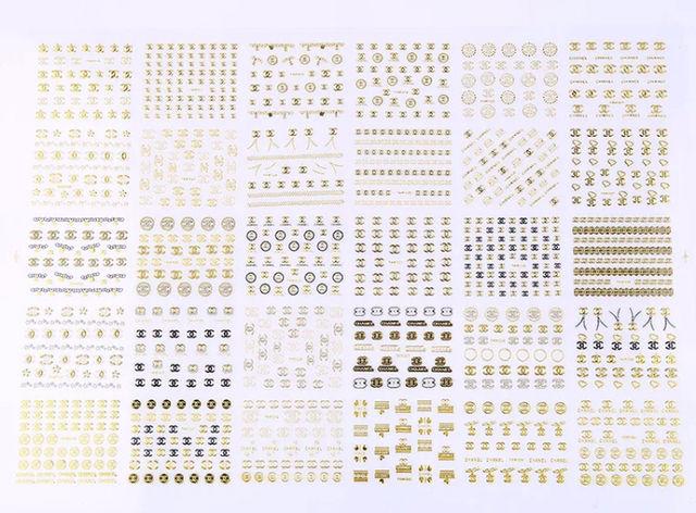 【残り1点】ネイルシール  30枚セット - フリマアプリ&サイトShoppies[ショッピーズ]