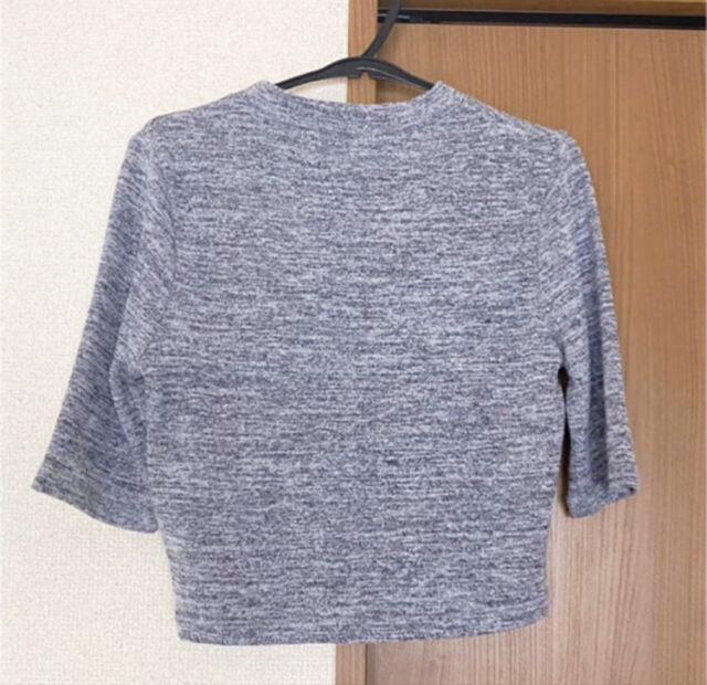 15 cotton onのセーター