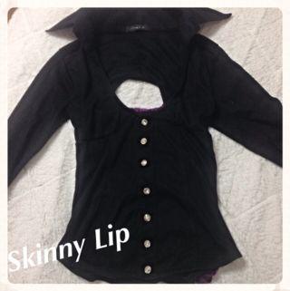 Skinny Lip トップス