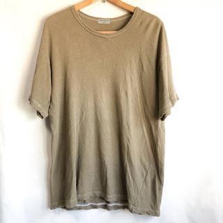 コムデギャルソンオム  半袖Tシャツ ブラウン
