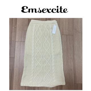 Emsexcite ニットスカート