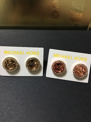 MICHAEL KORS新品ピアス