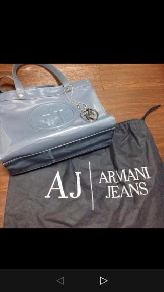 アルマーニ 2wayバッグ