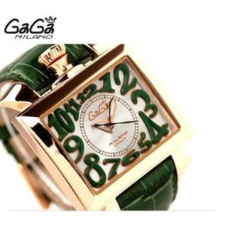 GaGa MILANO ガガミラノ 腕時計 送料無料