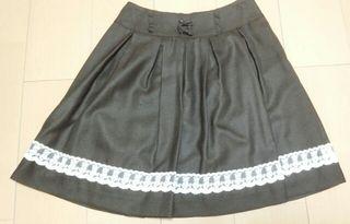 プライムパターン スカート