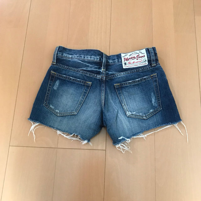 moussy デニム ショートパンツ【24】