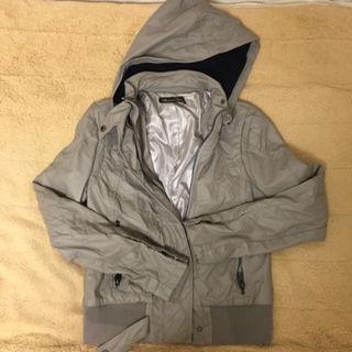 GLAMOROUS GARDENフード付きジャケット