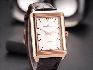 ジャガールクルト腕時計クオーツウォッチ プレゼントにピッ?