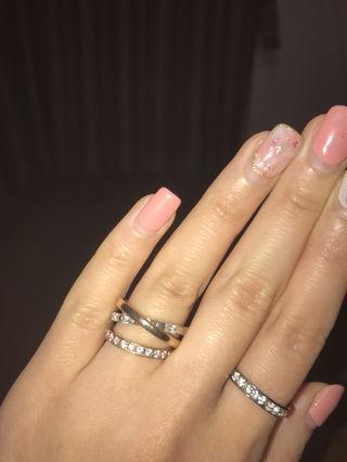 THE KISS リング  指輪 販売終了