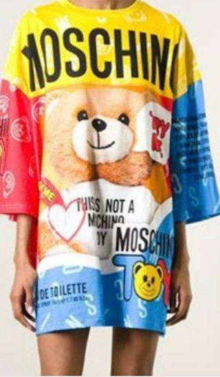 モスキーノ Tシャツ 国内発送 新品未使用