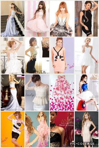 画像から入る選べる新品ドレス福袋angelRandyIRMA