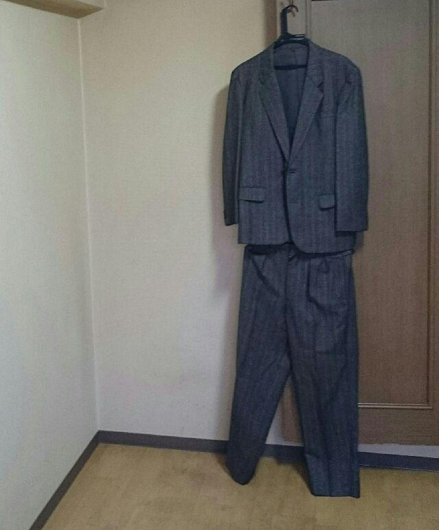 メンズビギ スーツ(BIGI(ビギ) ) - フリマアプリ&サイトShoppies[ショッピーズ]