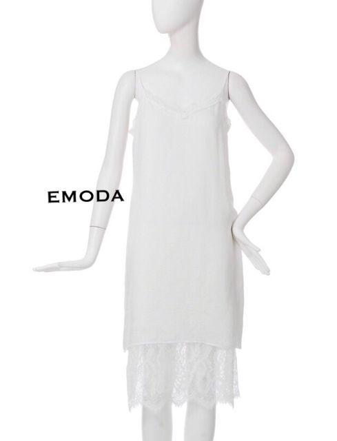 新品タグ付き★EMODAレースキャミワンピース(EMODA(エモダ) ) - フリマアプリ&サイトShoppies[ショッピーズ]