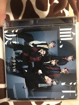 bts cd+dvd aとb 血、汗、涙